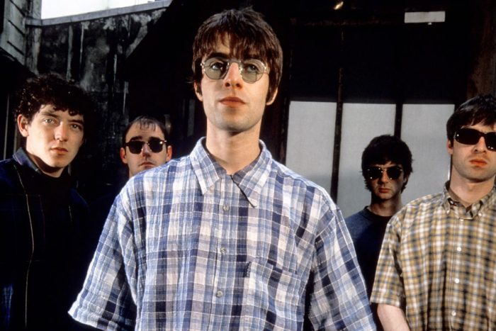 Oasis 1994 Definitely Maybe