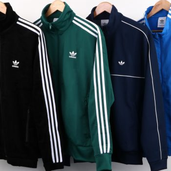 adidas Beckenbauer Cord track top