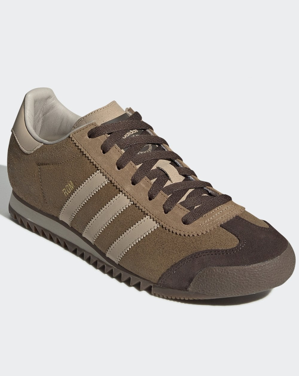 adidas Rom trainer brown