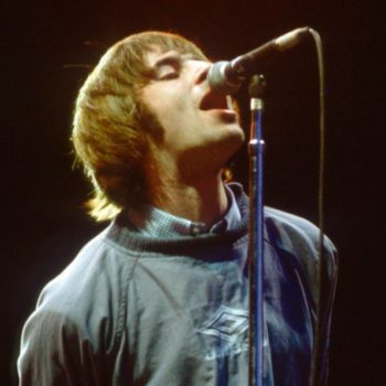 Britpop fashion Liam Gallagher Oasis
