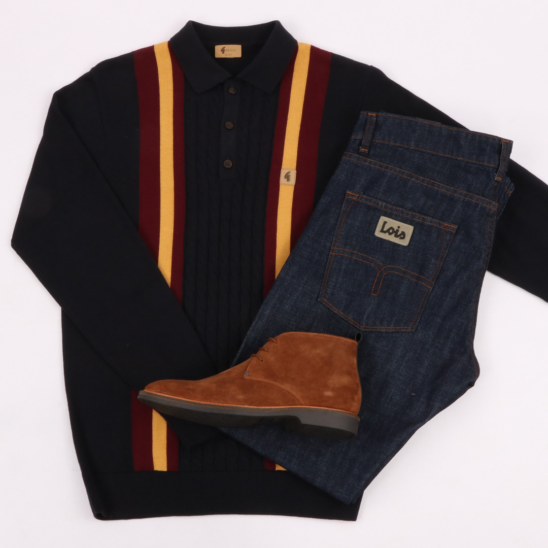 Smart Dressers Gabicci Knitwear