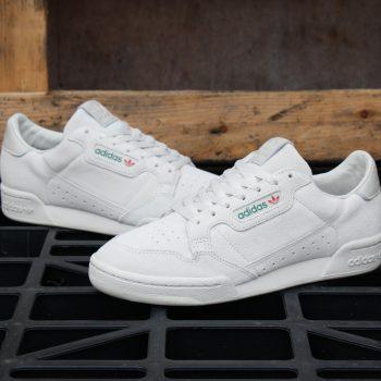 adidas Continental 80 raw white
