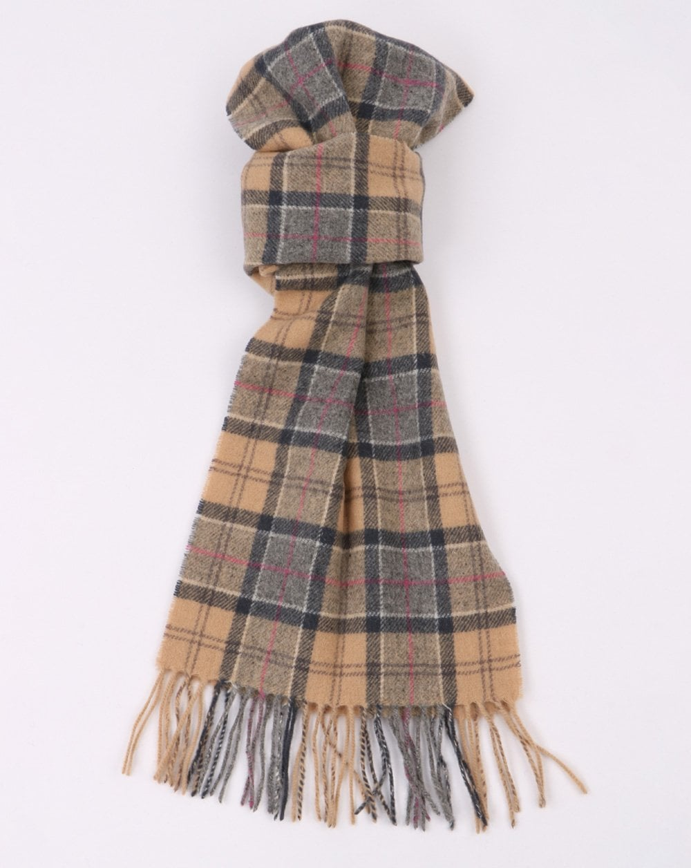 xmas barbour scarf