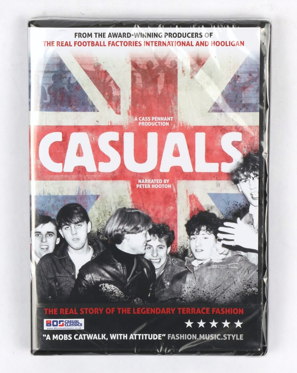 xmas casuals DVD