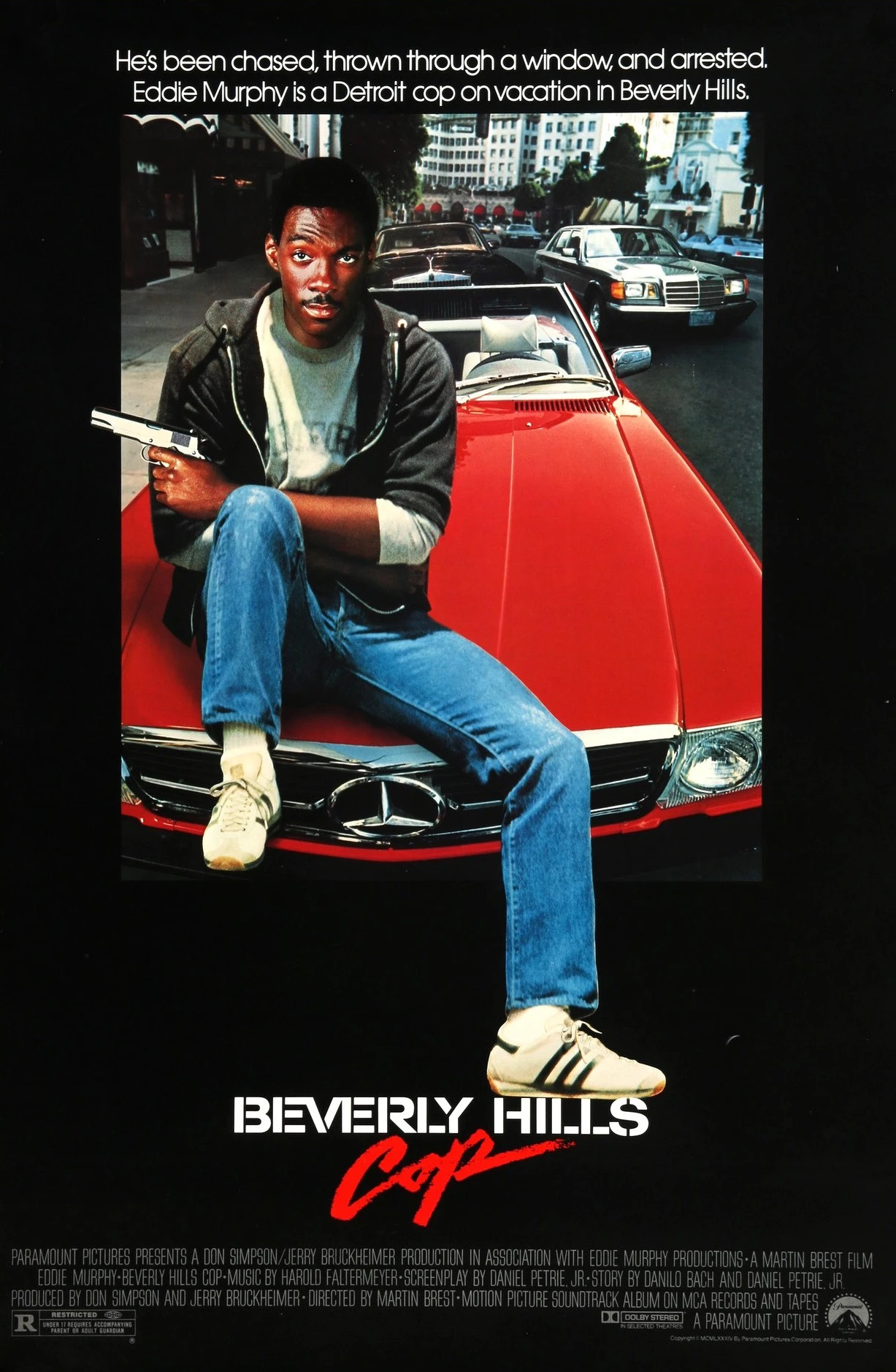 Beverly Hills Cop Adidas Country