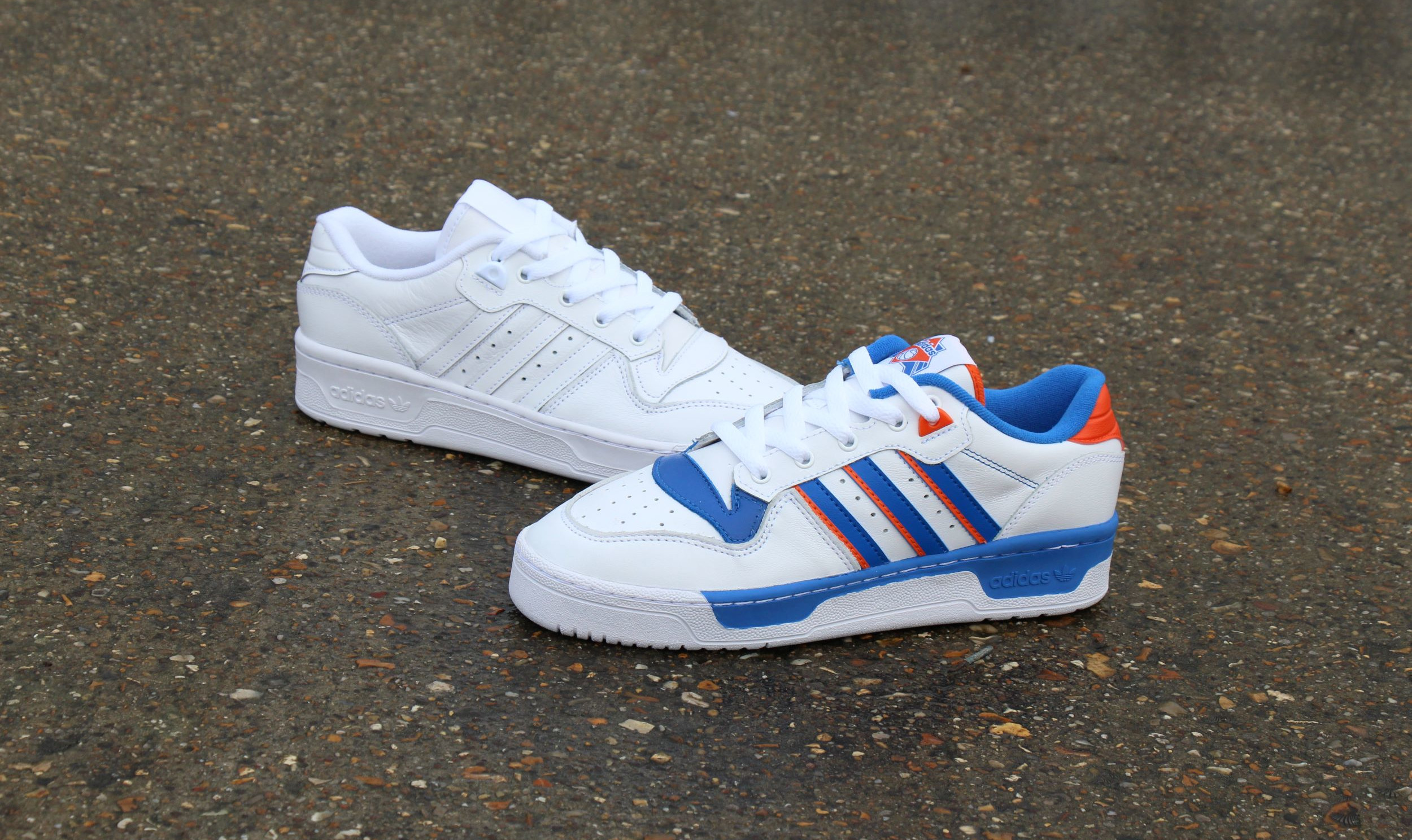 adidas Rivalry Low Trainer History