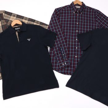 Barbour Check Shirting