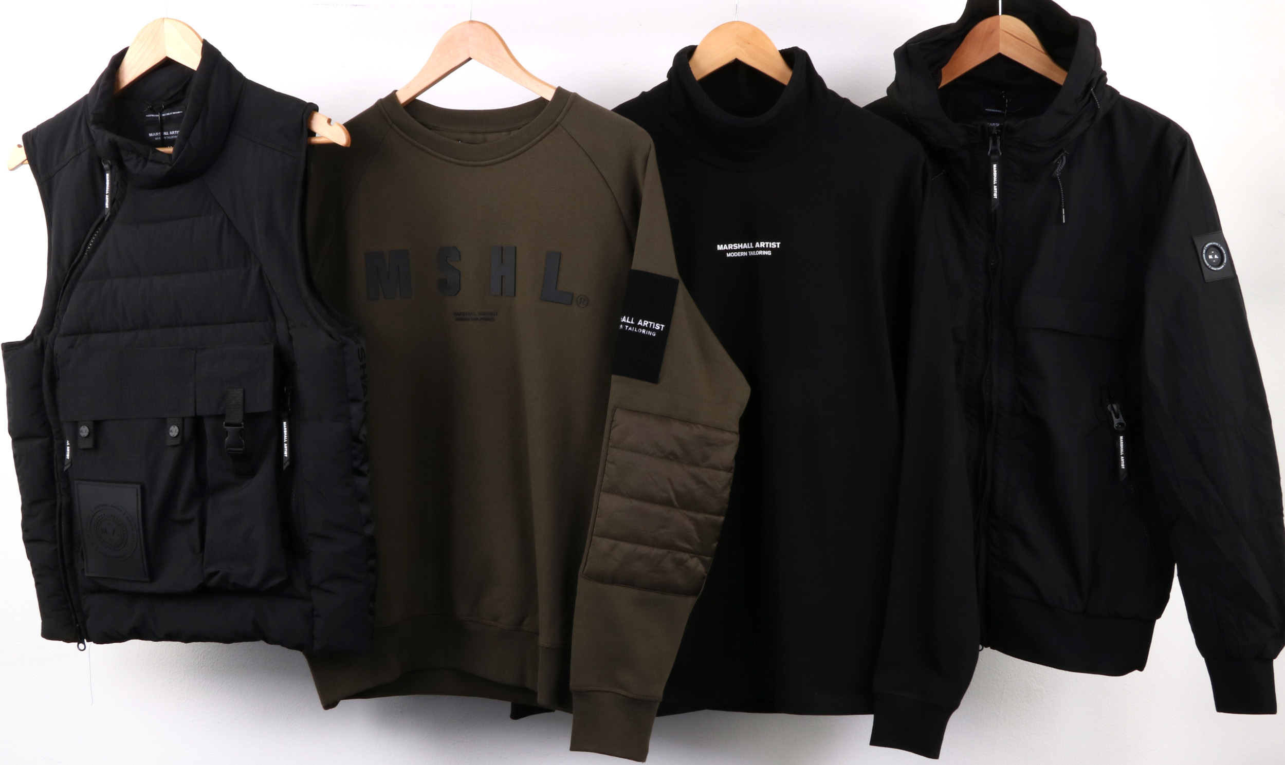Marshall Artist Balistic Vest