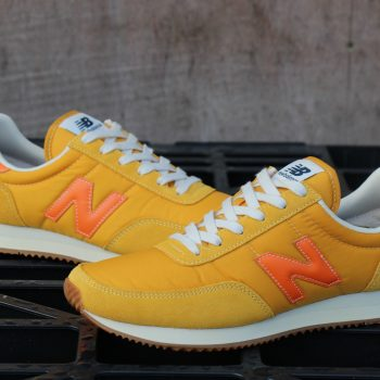 New Balance 720 Trainer Yellow