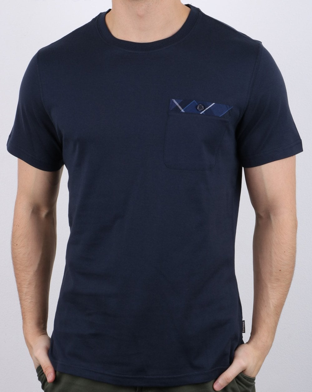 Barbour Durness Pocket Tee