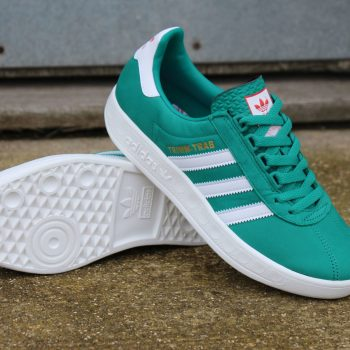 adidas trimm trab glory green