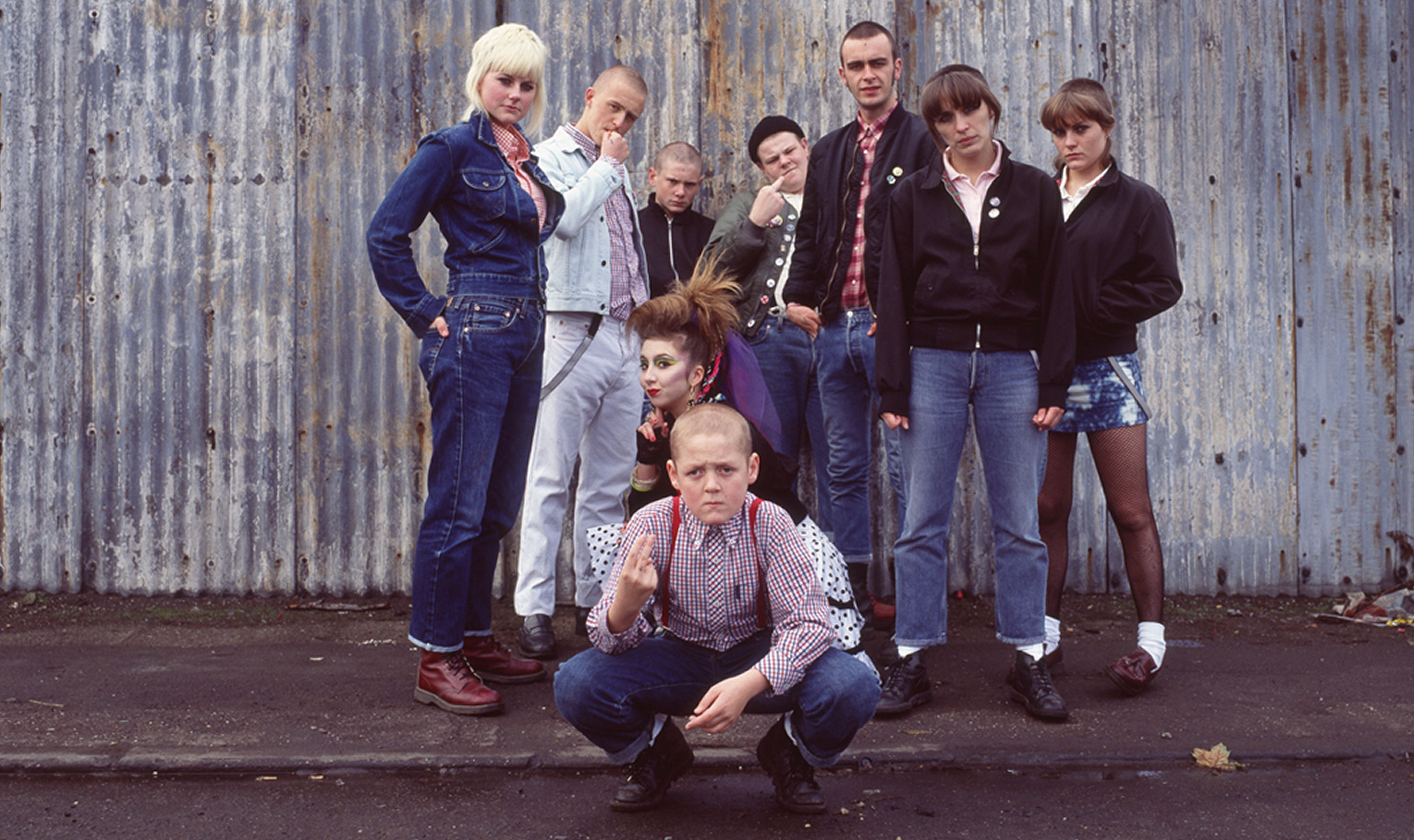 Ben Sherman Check Shirts This Is England