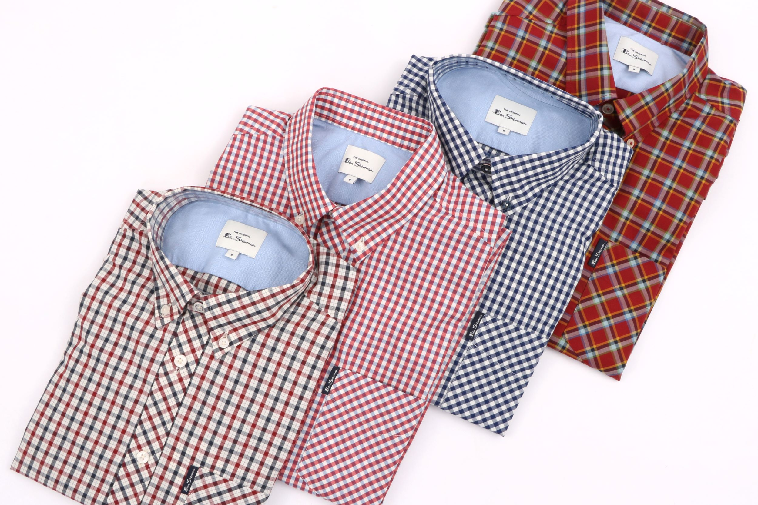 Ben Sherman Checked Shirts