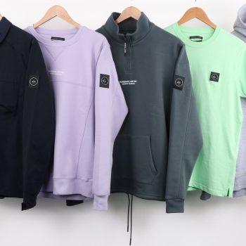 Marshall Artist Siren Sweatshirt pastel
