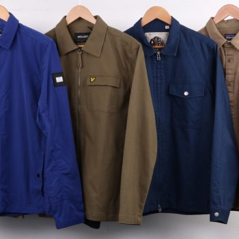 Pretty Green Overshirts