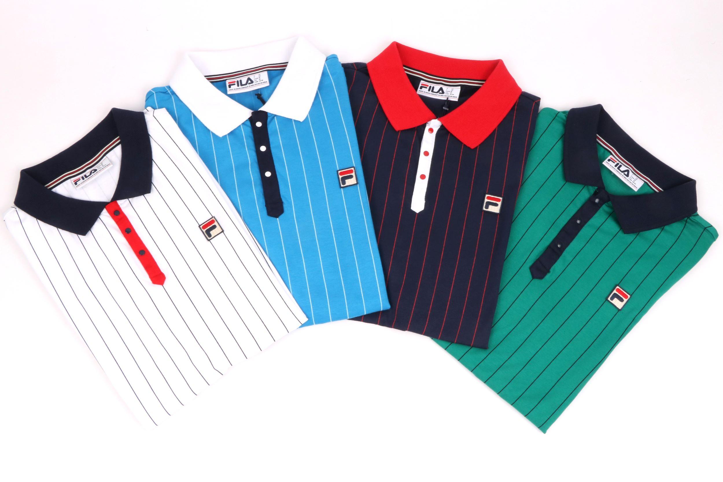 Fila BB1 Polo Shirt