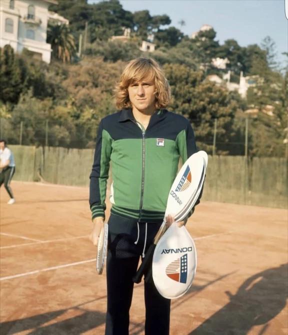 Fila Tiebreaker Borg 1970s