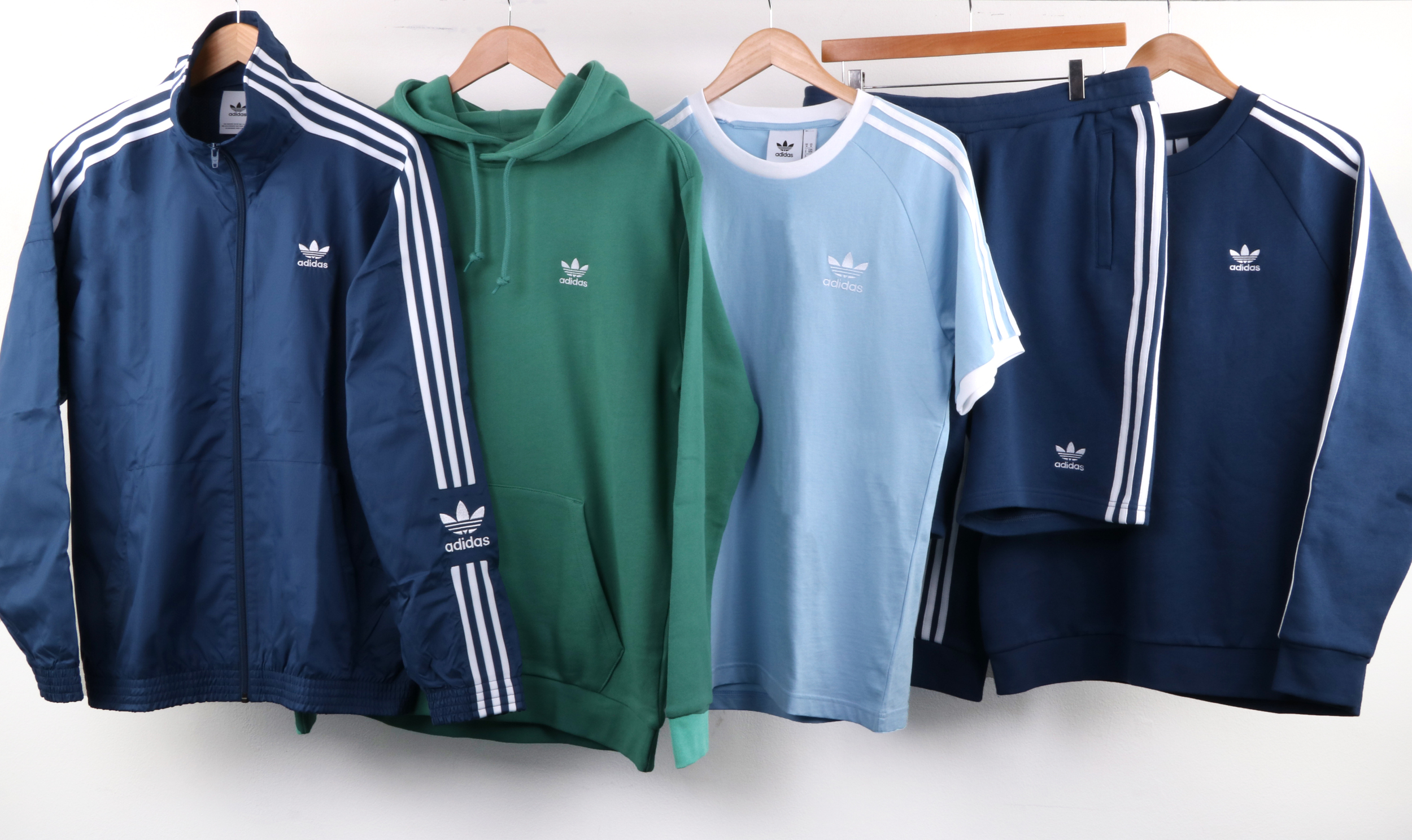 adidas ripstop track top