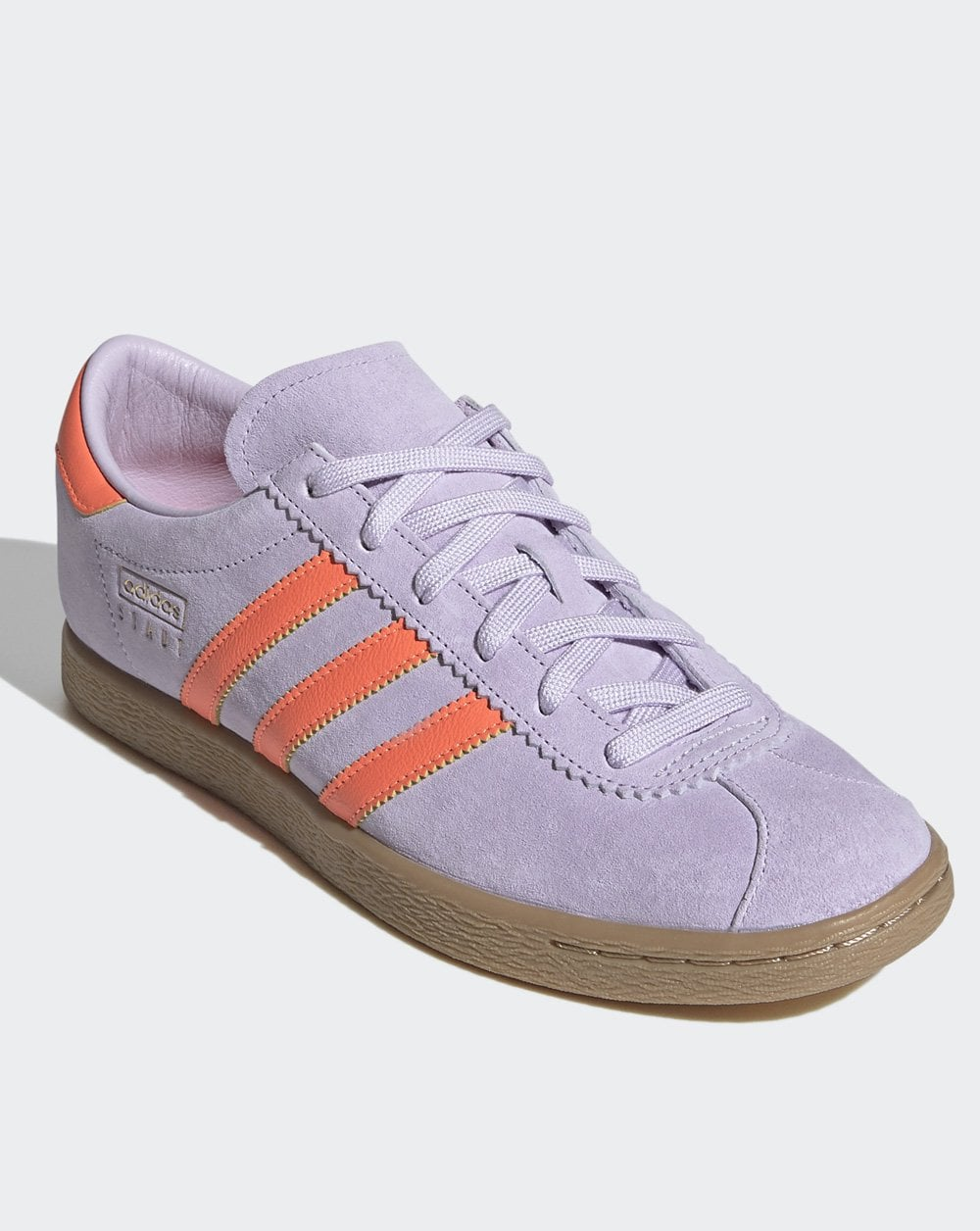 adidas Stadt Trainer Purple Orange