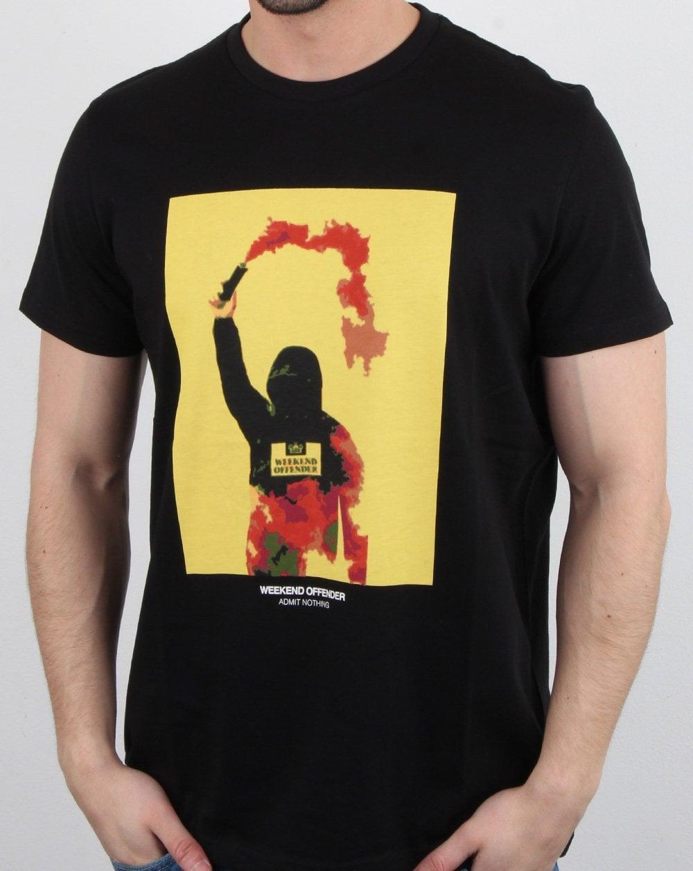 Weekend Offender Flare T-shirt