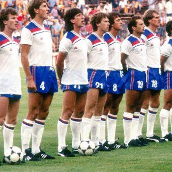 1982 England shirt