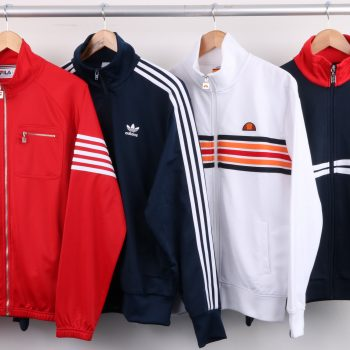 Adidas firebird stripes