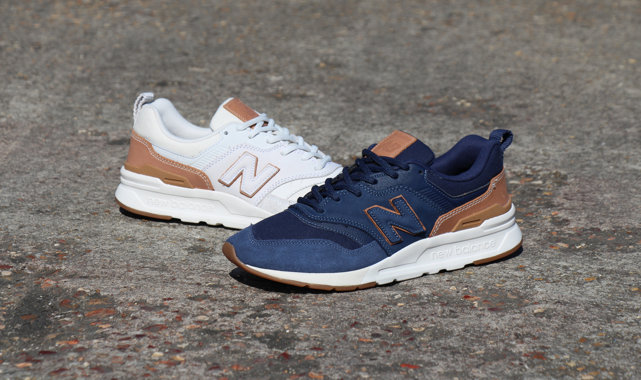 New Balance 997H Leather Lux