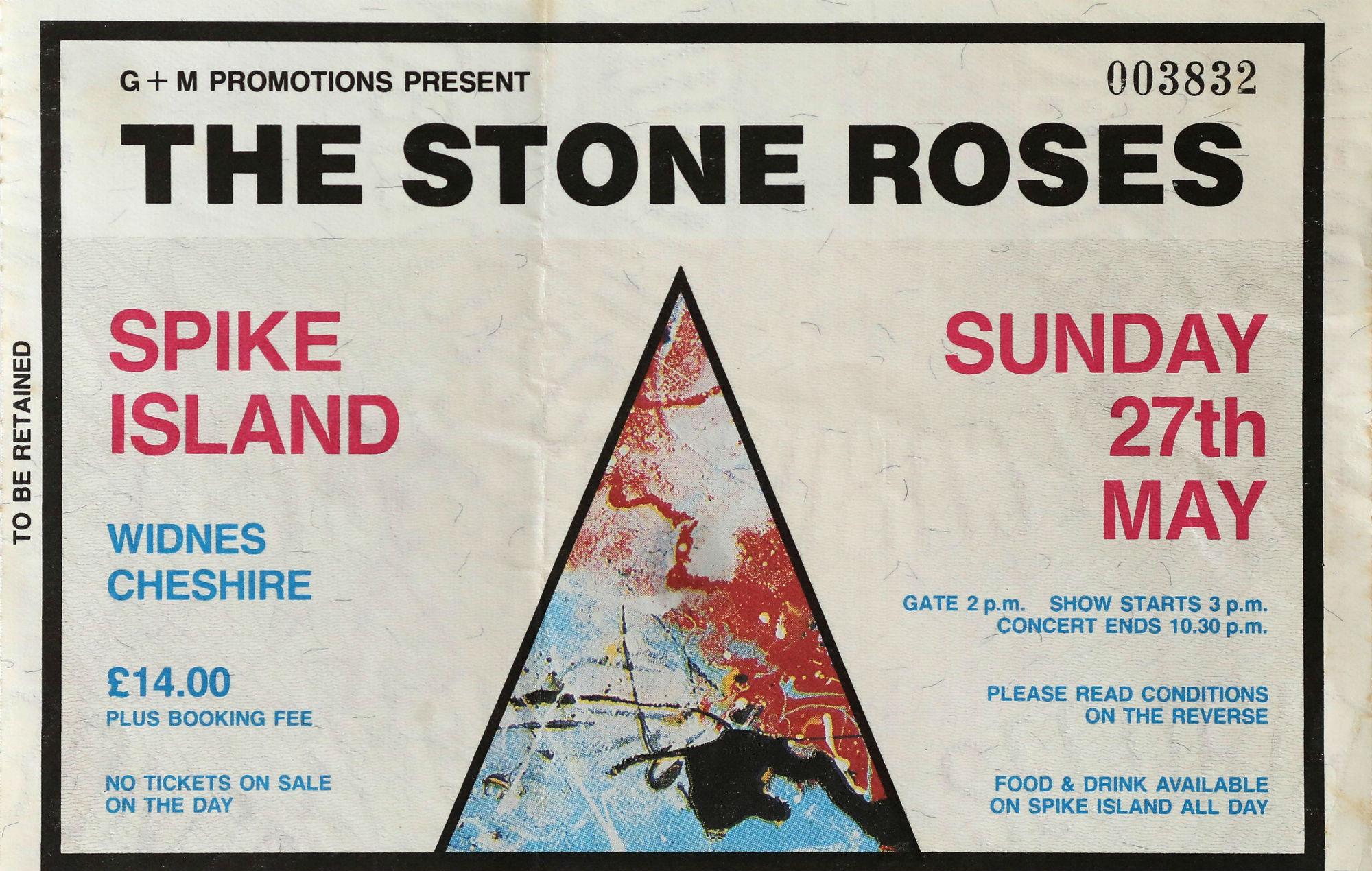 Spike Island Stone Roses