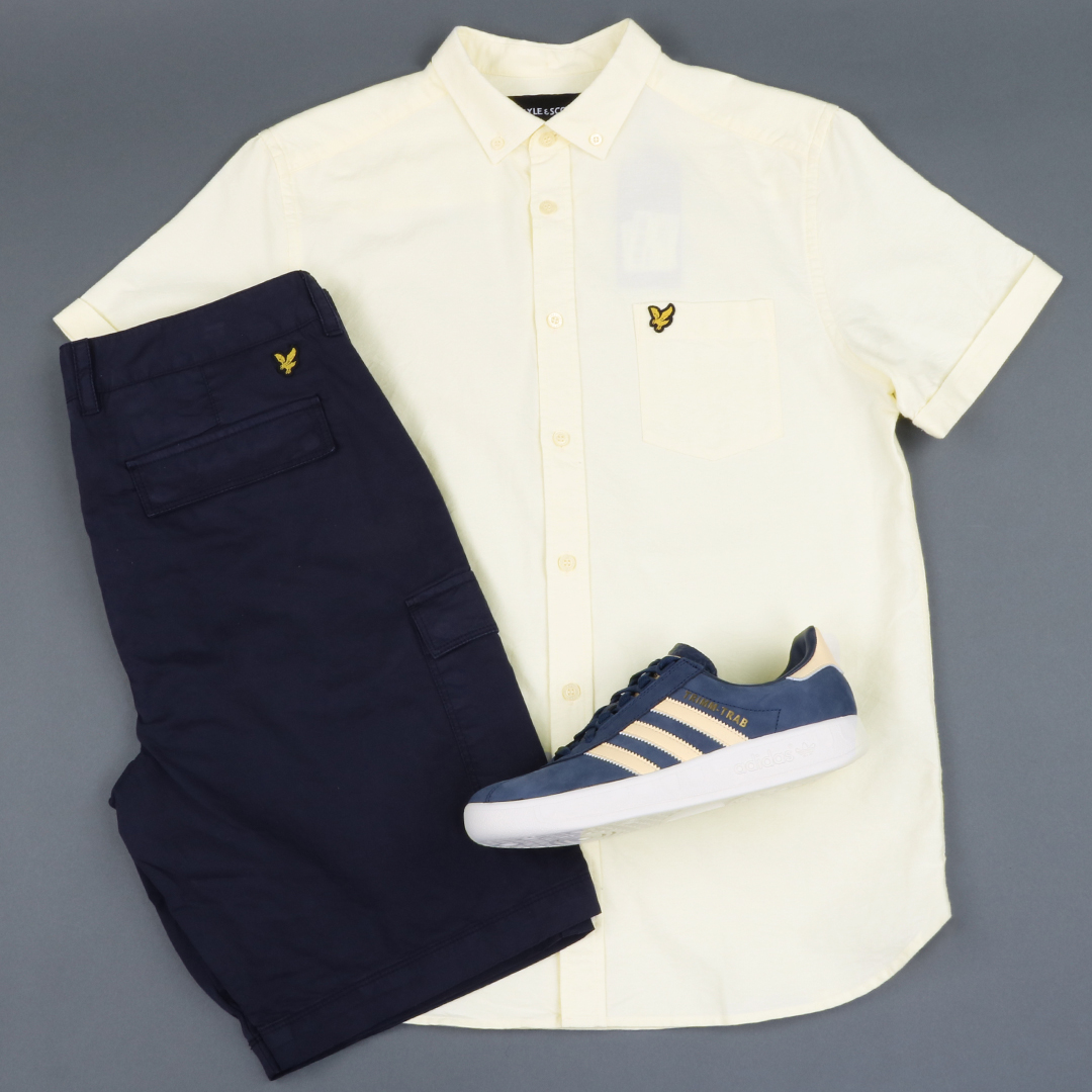 Lyle & Scott Short Sleeved Shirt