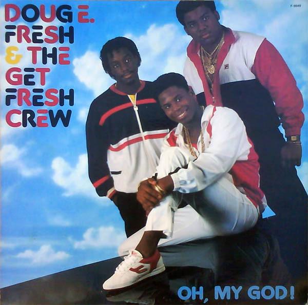 Doug E Fresh Get Fresh Crew Fila