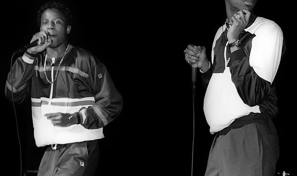 Doug E. Fresh & The Get Fresh Crew Fila