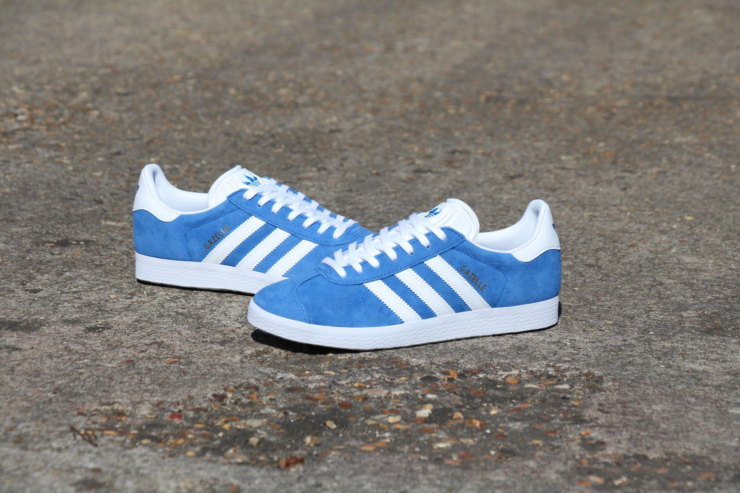 adidas Gazelle Bluebird
