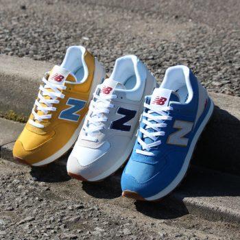 New Balance 574 trainer