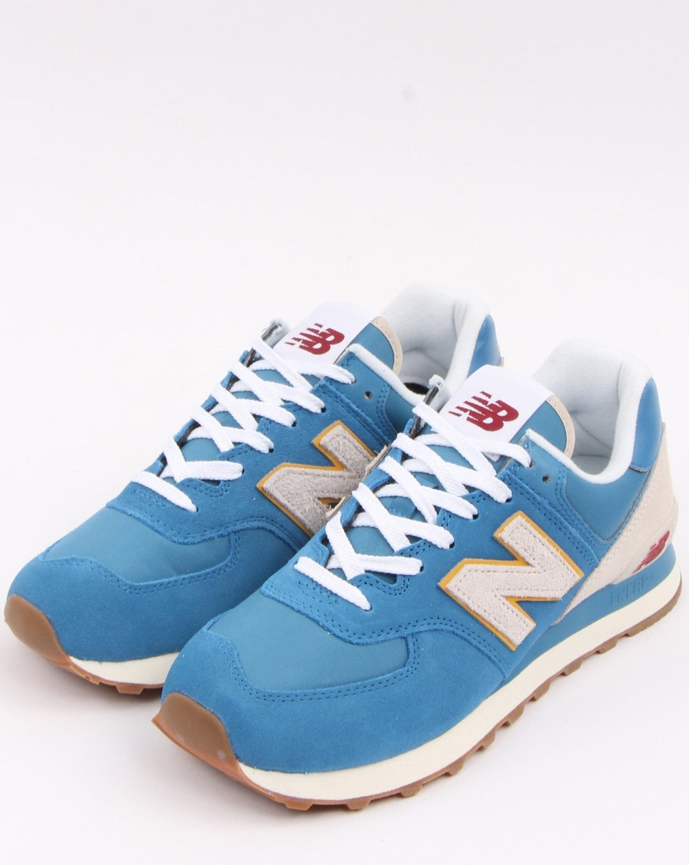 New Balance 574 Mako Blue