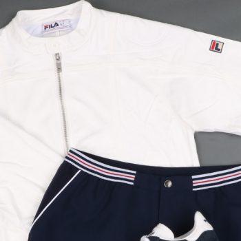 Fila Terrinda Ice White