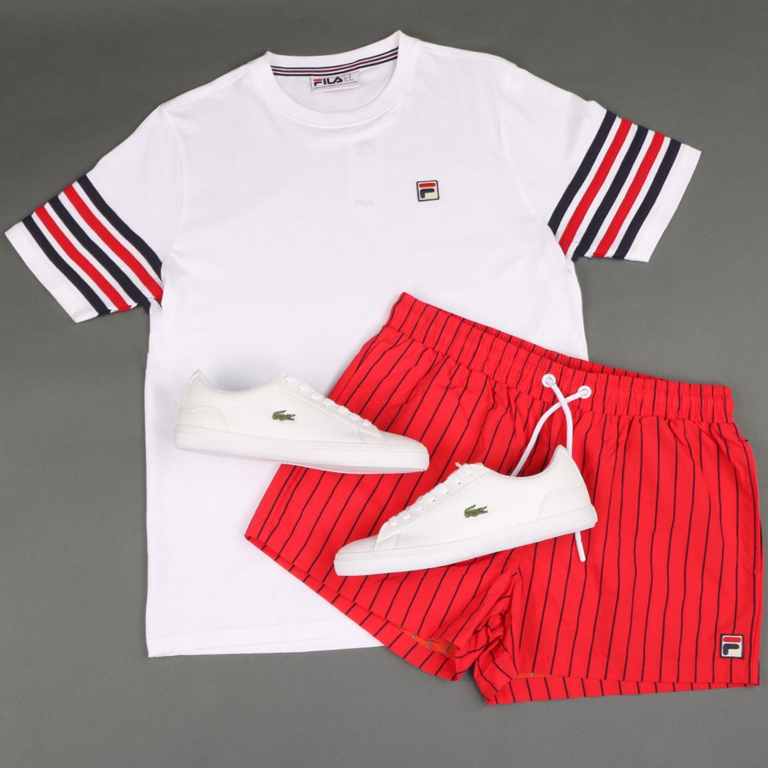 Fila 5 Stripes t-shirt