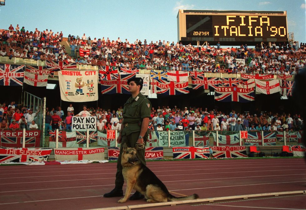 italia 90 fans
