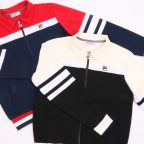 Fila Courto Track Tops