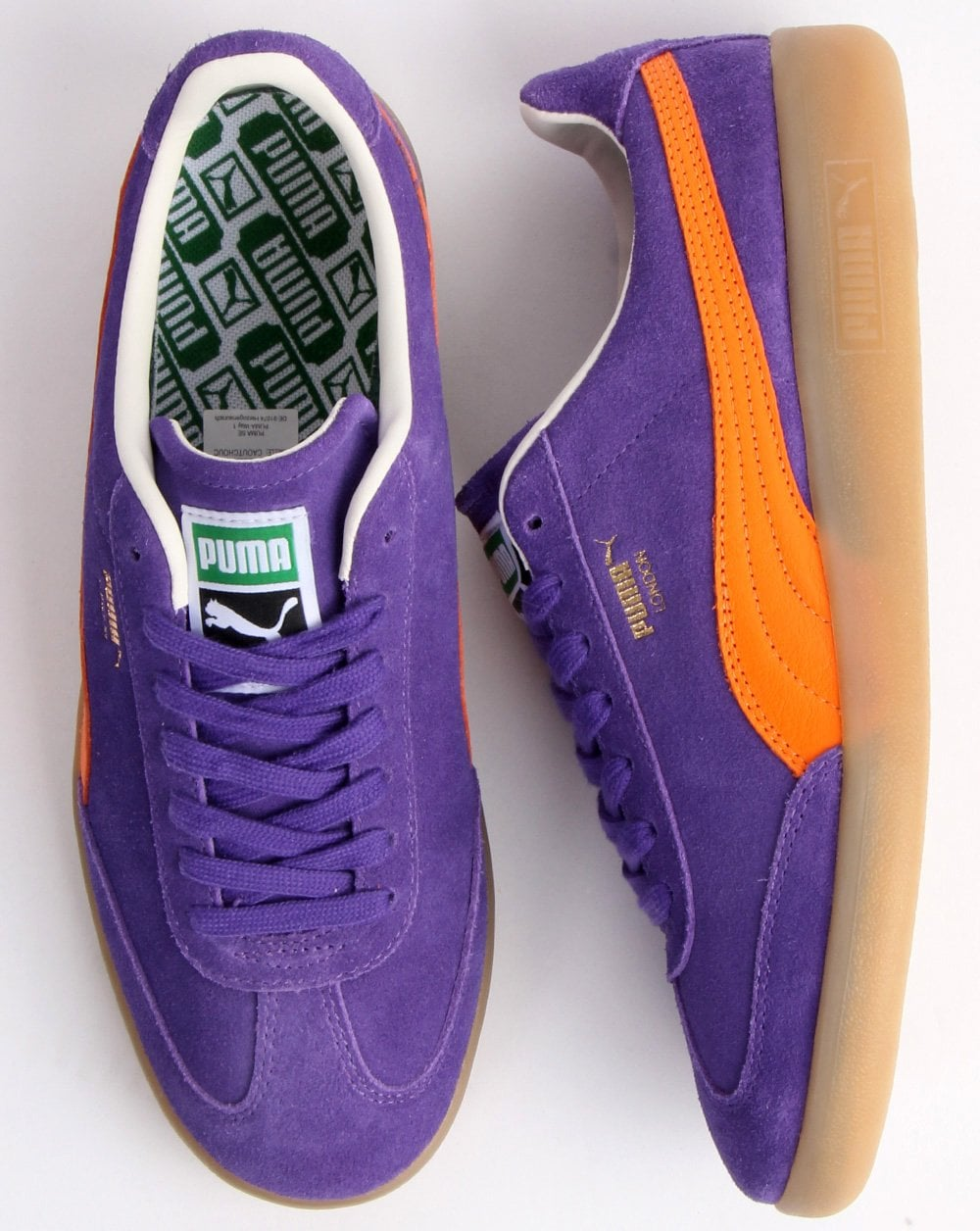 PUMA Madrid London trainer