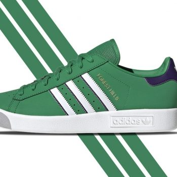 adidas forest Hills green