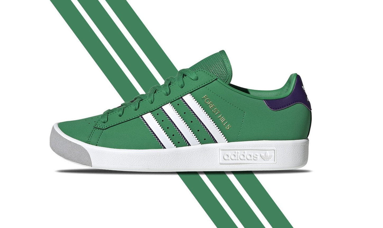 adidas forest Hills green