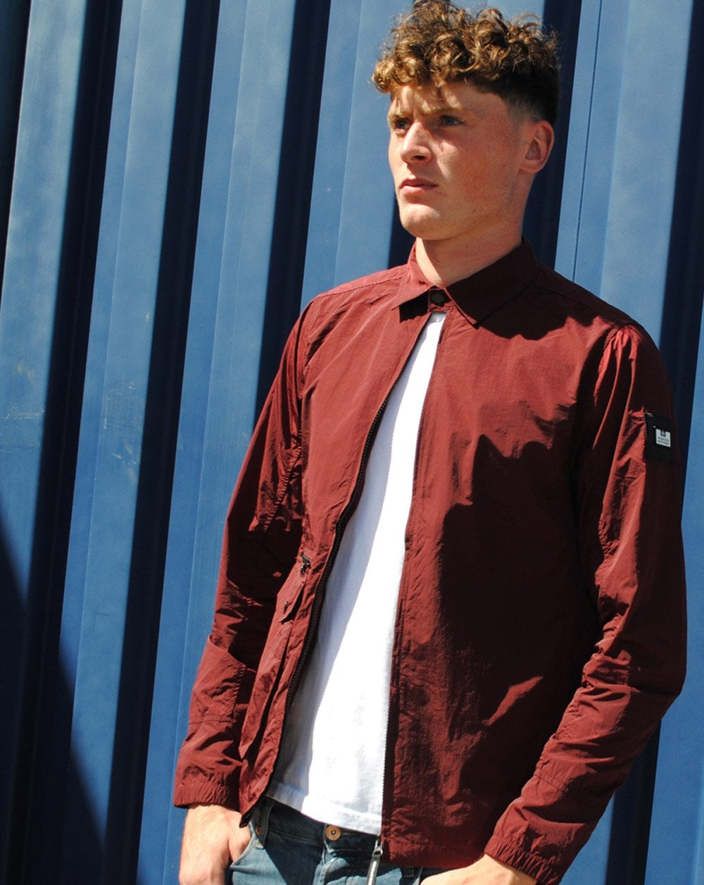 Weekend Offender Vinnie Overshirt