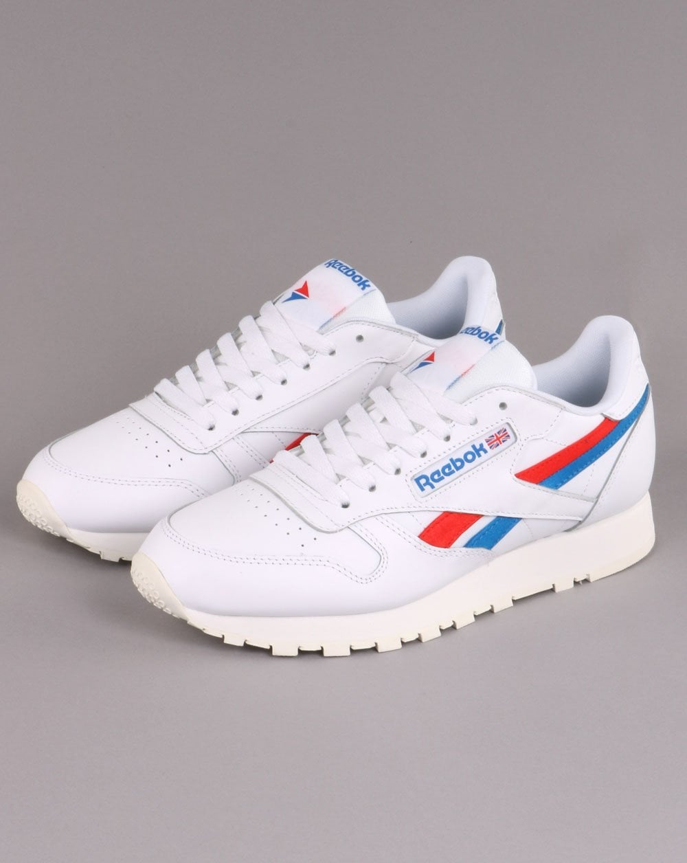 Reebok Classic white/red/blue
