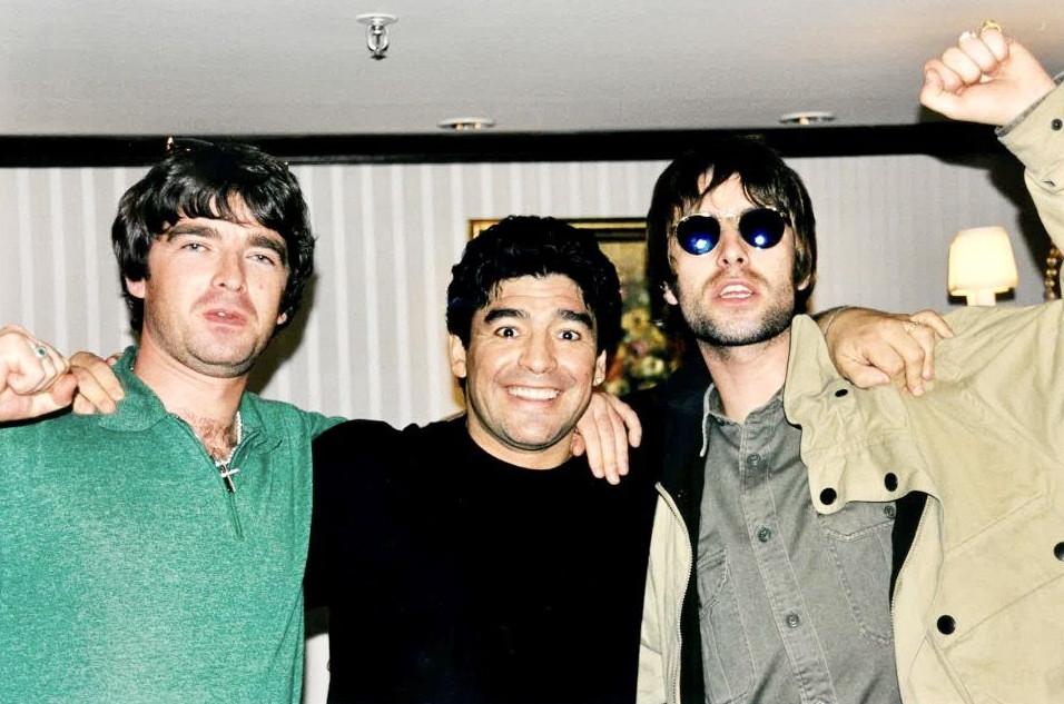Weekend Offender Maradona Oasis