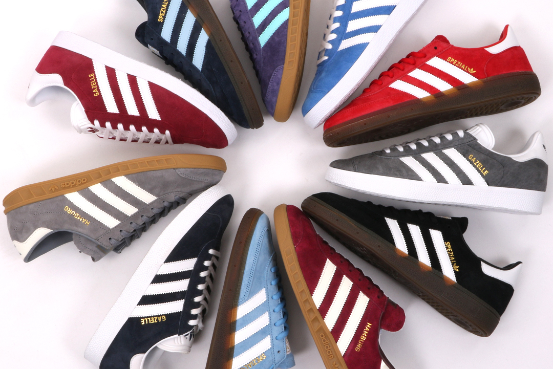 adidas trainers 3 stripes