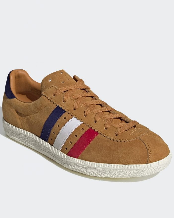 adidas Padiham trainer golden brown