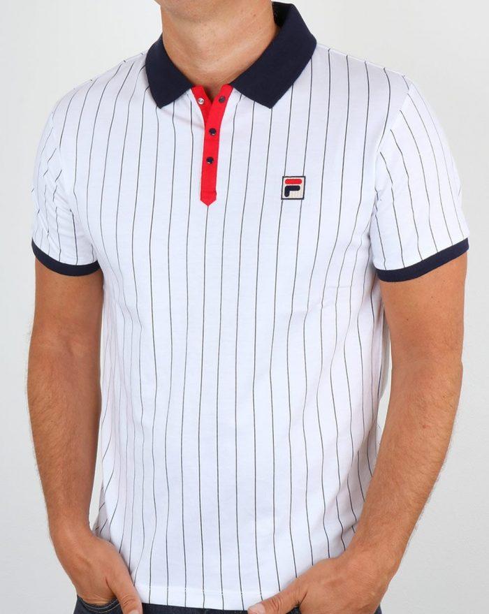 Fila Settanta BB1 Polo Shirt