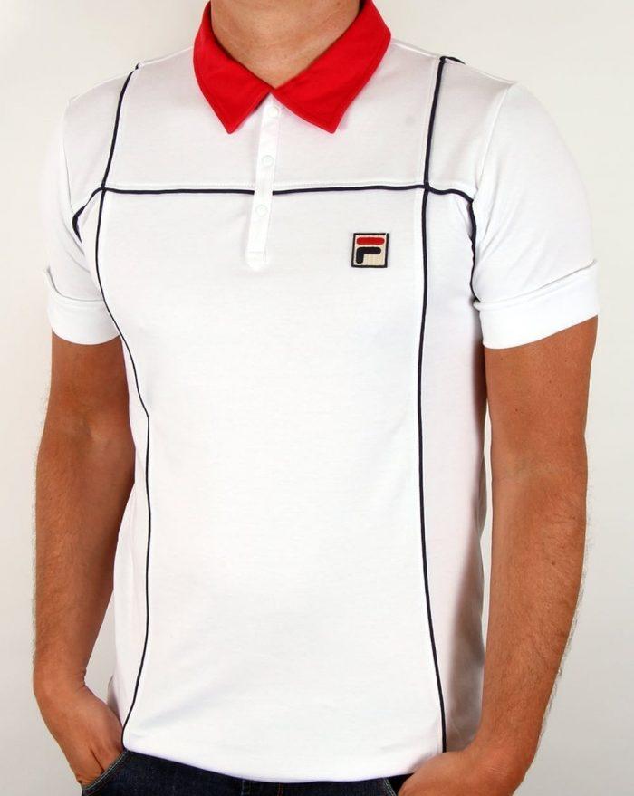 Fila Terrinda Polo Shirt