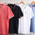 Tipped Polo Shirts