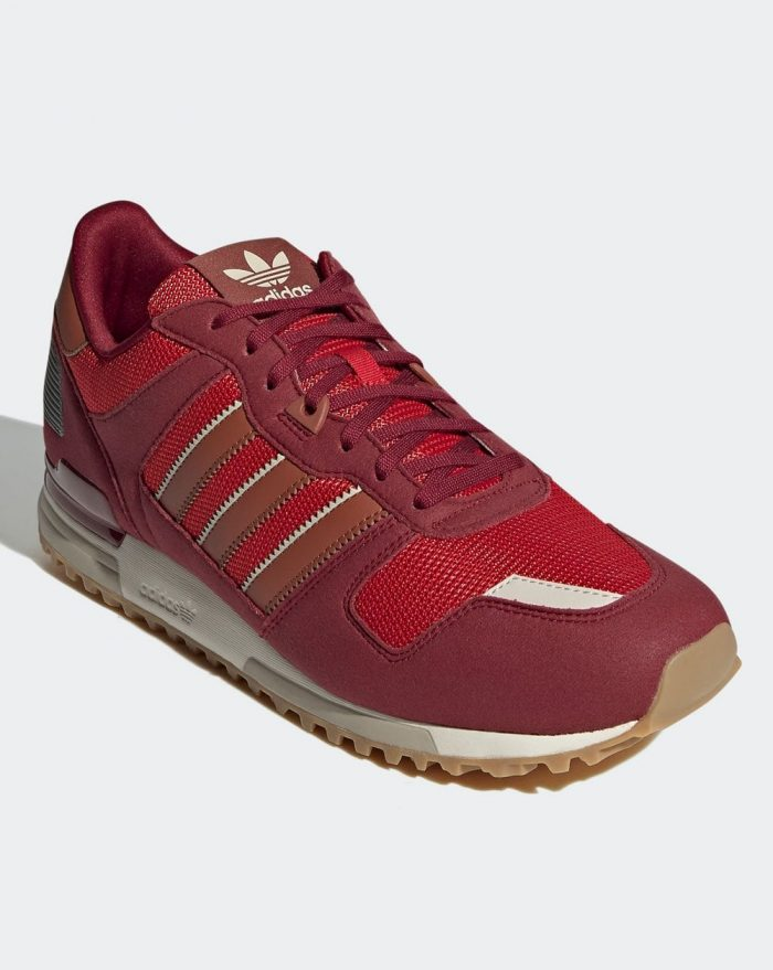 adidas ZX 700 trainer red